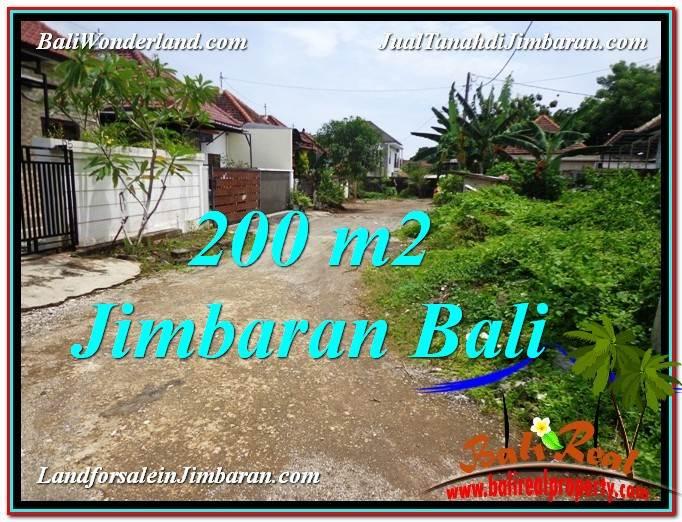 TANAH MURAH di JIMBARAN 200 m2 di Jimbaran Ungasan | Tanah ...